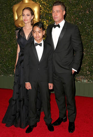 Maddox Jolie-Pitt: Brad and Angelina's Son Is 12 Now — and Wearing a Tux!