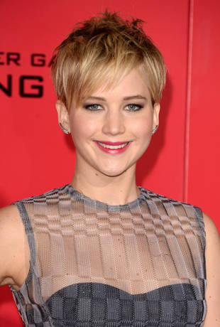 "The Catching Fire Cast on Jennifer Lawrence's Ego: ""She's Getting Too Big for Her Britches."""
