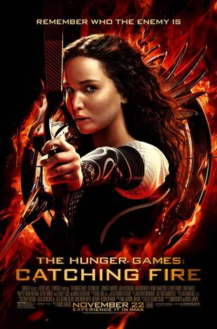 The Hunger Games: Catching Fire Set to Incinerate Box Office Records