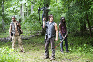 The Walking Dead Season 4: Was Daryl Dixon Too Hard on Bob Stookey? (VIDEO)