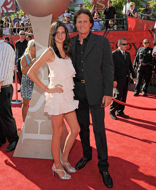 Bruce Jenner Reacts to Teenage Daughter Kendall's Racy Modeling Pics