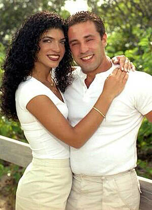 Teresa Giudice and Juicy Joe's Engagement Photos — From 14 Years Ago!
