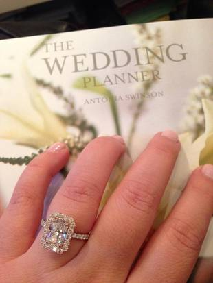 Lauren Manzo's Engagement Ring: Love It or Leave It?