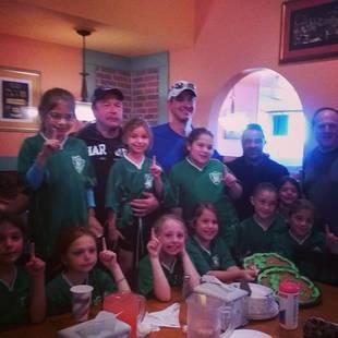 Gabriella and Milania Giudice's Soccer Team Wins Championship Title!