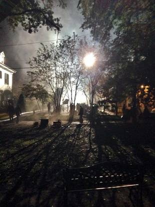 Ravenswood Spoilers: Spooky Night on Set For Episode 10 (PHOTO)