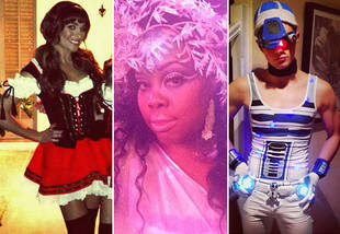 Halloween 2013: Which Glee Star Had the Best Costume?
