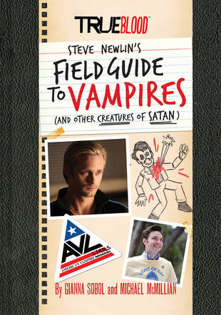 True Blood's Michael McMillian Previews Steve Newlin's Field Guide to Vampires — Exclusive