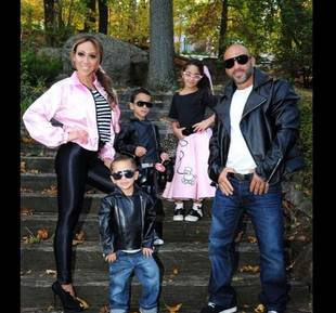 Gorga Family Does Grease — Cute Costume Pic Alert! (PHOTO)