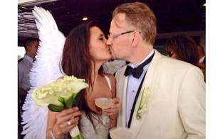 Mad Men's Jared Harris Marries TV Host — She's 13 Years Younger!