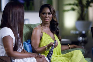 Kenya Moore Says Phaedra Parks Is Not a Christian, But She Is a Devil!