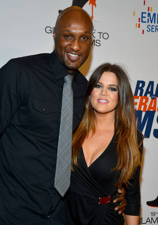 "Lamar Odom Practices for Clippers Return, Says He and Khloe ""Are Fine"""