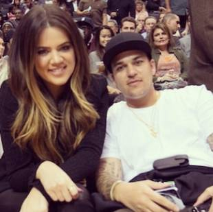Khloe Kardashian Sends Support to Rob Amid Personal Struggles