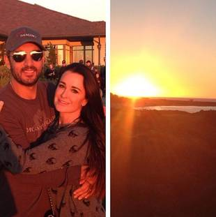 Kyle Richards and Hubby Mauricio Umansky Spend Romantic Weekend Together (PHOTOS)