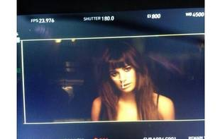 Lea Michele Shoots Music Video for Her Album's First Single! (PHOTOS)
