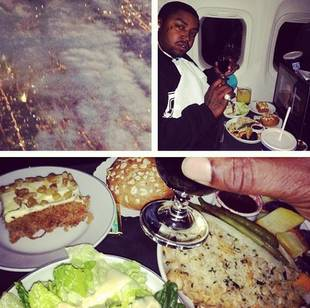 "Lil Scrappy Lives Like a ""King"" on a Private Jet"