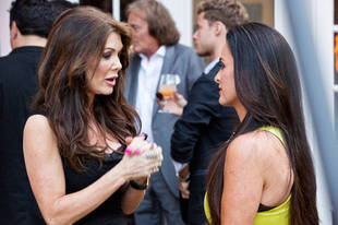 Real Housewives of Beverly Hills Season 4 Premiere Recap — Lisa Vs. Kyle!