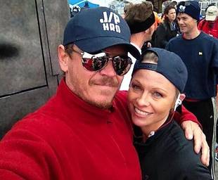 Pamela Anderson Runs NYC Marathon — She's in Major Pain Afterward!
