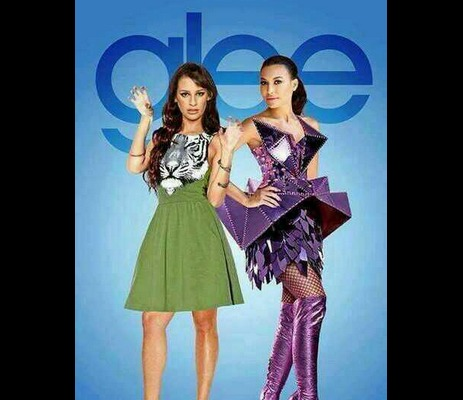 Glee Season 5 Spoiler: See Rachel and Santana as Katy Perry and Gaga!