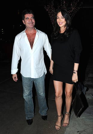 Simon Cowell Buys Engagement Ring, Ready to Propose to Lauren Silverman!