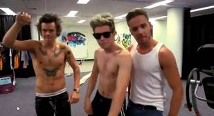 "One Direction Dances to Jason Derulo's ""Talk Dirty to Me"" — And Jason's Review is In!"