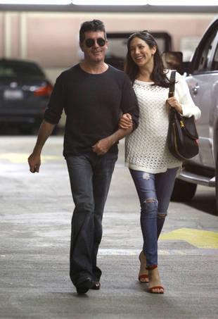 Simon Cowell Faces $50K Penalty in Lauren Silverman Divorce Settlement