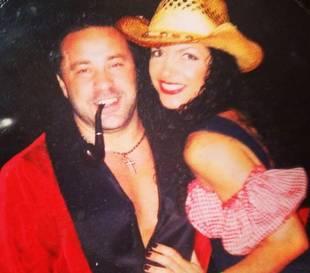 Teresa and Joe Giudice's Sexy Halloween Throwback Pic (PHOTO)