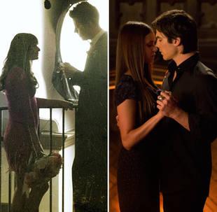 TV's Best Couple: Finn and Rachel vs. Damon and Elena — Vote!