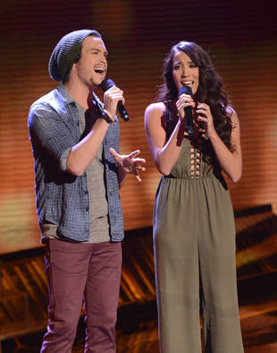 X Factor 2013: Why Alex & Sierra Will Win