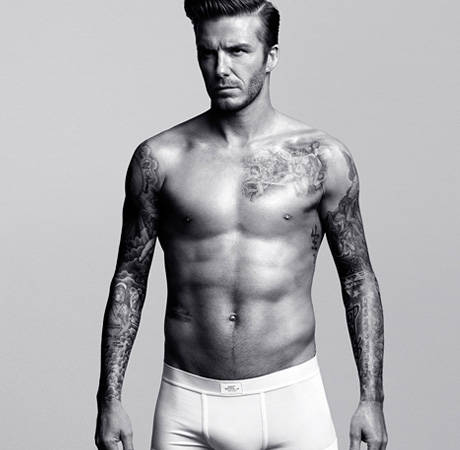 David Beckham Named GQ's Stylish Man of the Year
