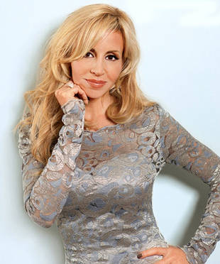 "Camille Grammer on Life After Cancer and Alleged Abuse: ""I'm Doing Well"""
