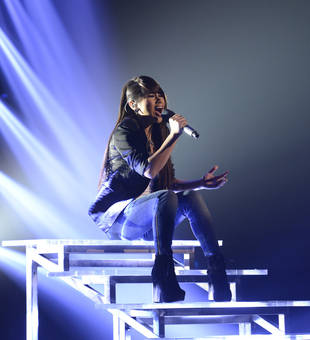 X Factor 2013: Who is Ellona Santiago? Watch All Performances