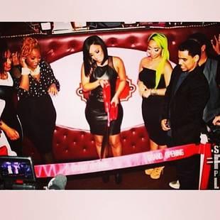 Tahiry Jose Opens Brand New Nightclub in New York City! (PHOTOS)
