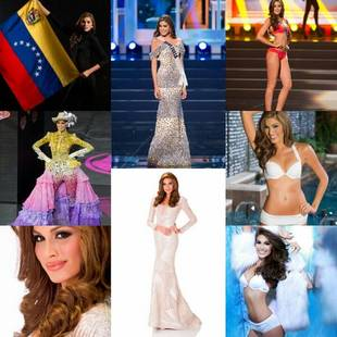 Miss Universe 2013: This Country Just Won Third of Last Six Pageants