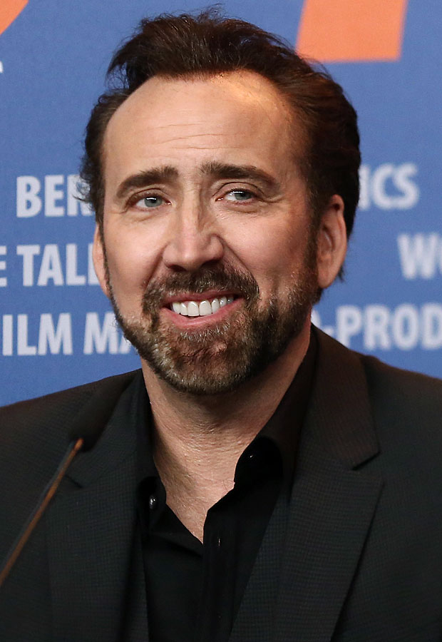 "X-Rated Sex Photos of Nicolas Cage Stolen? He Says They ""Do Not Exist""!"