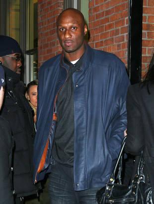 "Lamar Odom Reportedly ""Hammered"" at L.A. Nightclub"