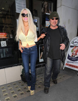 Courtney Stodden and 53-Year Old Doug Hutchison Confirm Split