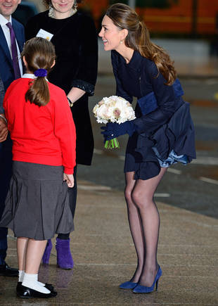 Kate Middleton's Has a Marilyn Monroe Moment — Thanks a Lot, Wind!