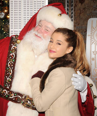 "Ariana Grande Drops New Holiday Single ""Love Is Everything"" — Listen Here"