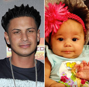 Inside Pauly D's First Meeting With His Baby Girl — Exclusive Details!