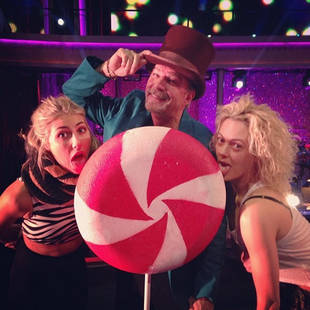 Dancing With the Stars Season 17, Week 9: Bill Engvall, Emma Slater, and Peta Murgatroyd's Trio Salsa