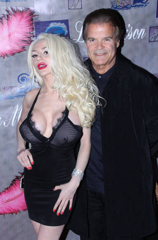 Courtney Stodden Steps Out With a New, Older Man