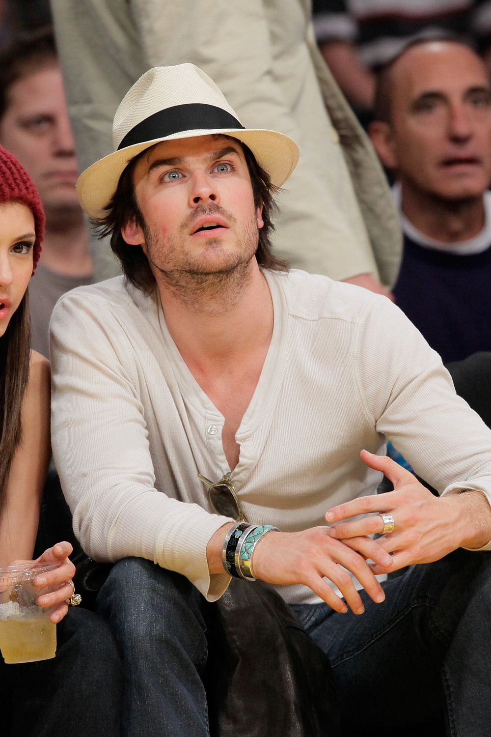 "Vampire Diaries Star Ian Somerhalder: ""I Think I'm Officially a Hoarder"""