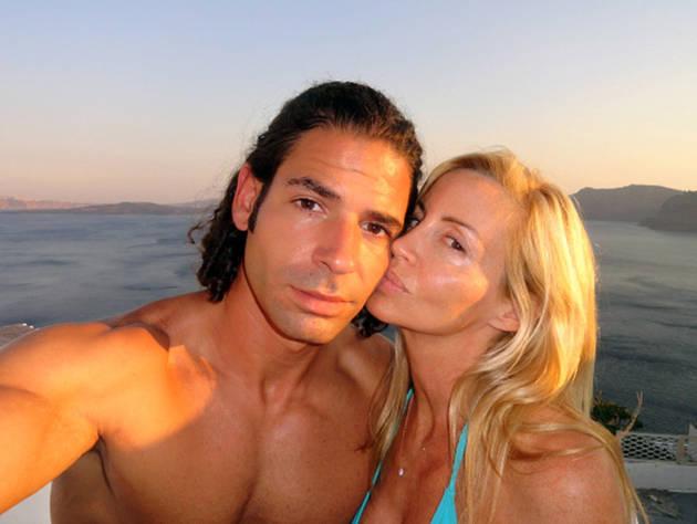 "Dimitri Charalambopoulos's Lawyer Calls Camille Grammer's Black Eye Photo a ""Bad Mascara Job"" (VIDEO)"