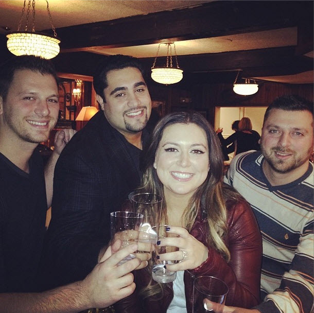 Lauren Manzo Engaged to Vito Scalia — Real Housewives of New Jersey Wedding Time!