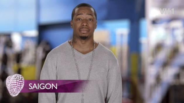 Saigon Tells Peter Gunz to Divorce Amina Buddafly! (VIDEO)