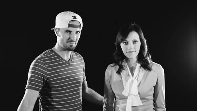 "Viral Baby Announcement Is So ""Gangsta"" It's Adorable (VIDEO)"