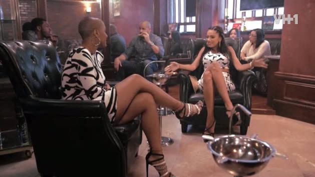 Love & Hip Hop Season 4 Episode 2 Sneak Peek: Nya and Erica Talk Business (VIDEO)