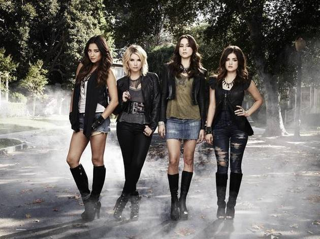 Pretty Little Liars Season 4, Episode 19 — First Image Revealed!
