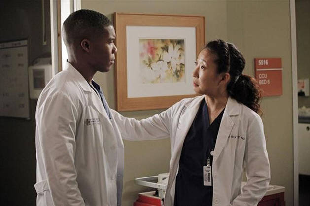 Grey's Anatomy Season 10, Episode 7: Cristina and Shane Get Flirty!