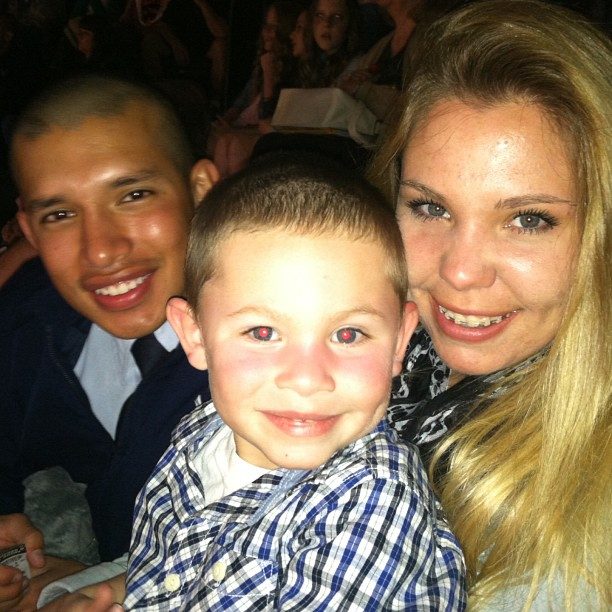 Kailyn Lowry's Son Isaac Starts First Day of School!
